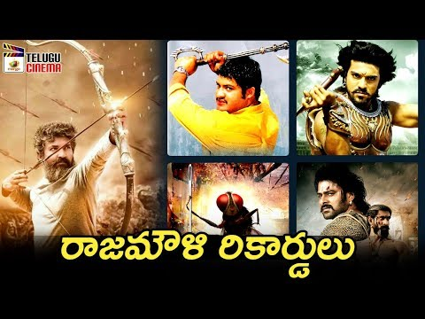 Rajamouli Latest WORLDWIDE RECORD | #Bahubali2 | Tollywood Latest Updates | Mango Telugu Cinema