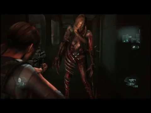 Resident Evil: Revelations - Gameplay - Rachel Boss - PC - HD [1080p]