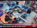 Arrestan a clonador de tarjetas que vació cuenta por más de 26 mil soles - Noticias de tarjetas clonadas