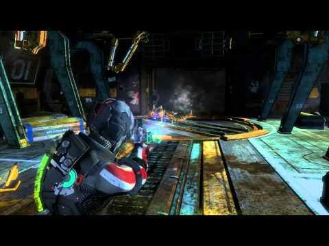 Dead Space 3 лучшее оружие :: VideoLike