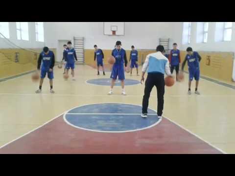 80 мектеп-гимназия Ашық сабақ Баскетбол