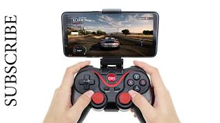 Wireless Gamepad Smart Bluetooth 3.0 for Android phones tablets or PC (2019)