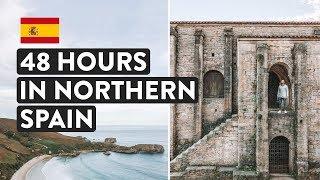 NORTHERN SPAIN - SO UNDERRATED ❤️North Coast of Spain  | Asturias Travel Vlog