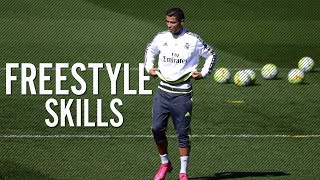 Cristiano Ronaldo ● Best Freestyle Skills ● 2015/16 HD
