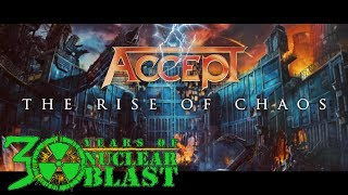 ACCEPT - Making the new record - (The Rise Of Chaos trailer #2)