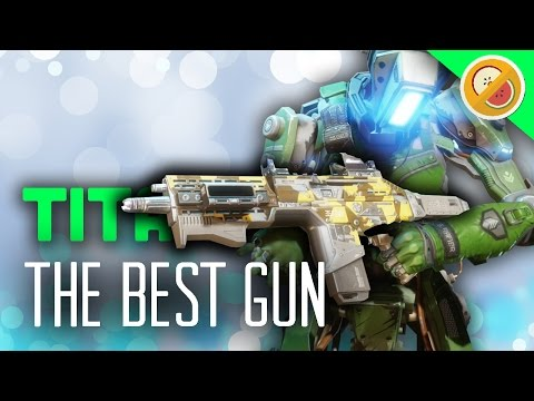 THE BEST GUN IN THE GAME! - Titanfall 2 Multiplayer Gameplay