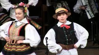 "Suita lubelska, Obereczek, Osa - Koncert ZPiT Lublin ""Nasze lubelskie taneczki"" 23.03.2018"