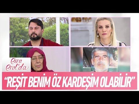 """Ayşe Hanım:""""Reşit benim öz kardeşim olabilir"""" - Esra Erol'da 12 Aralık 2017"""