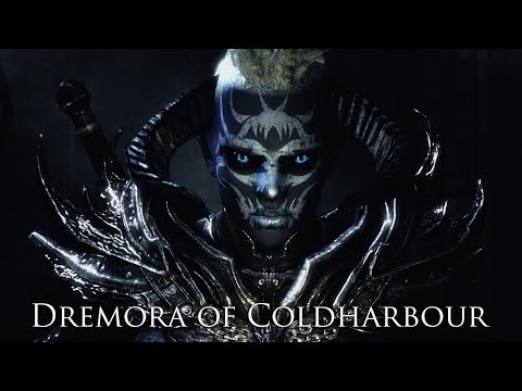 TES V - Skyrim Mods: Dremora of Coldharbour