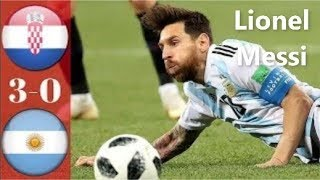 Argentina v Croatia 0-3 | FIFA World Cup Russia 2018 | WoW Sports World