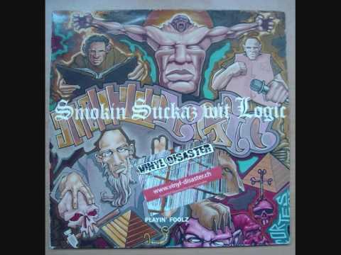 SMOKIN SUCKAZ WIT LOGIC - He can save your soul