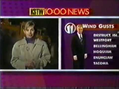 KSTW The Ten O'Clock News (3/9/1995)