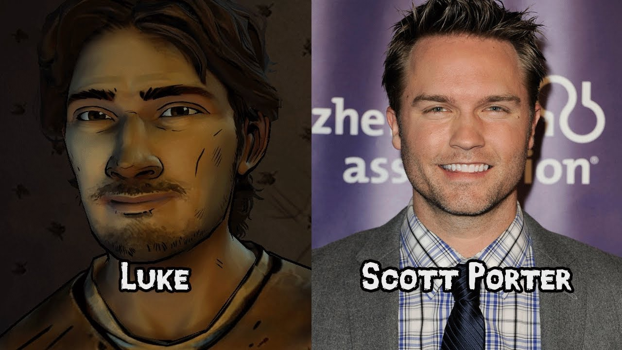 Characters and Voice Actors : The Walking Dead Game ...