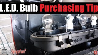 LED Bulbs what to look out for when buying