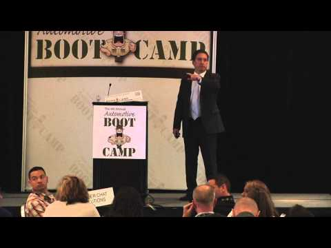 Brian Pasch Delivers His Keynote Address at 2013 Automotive Boot Camp
