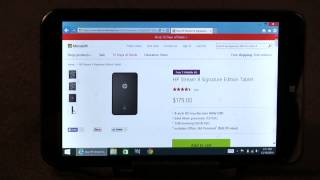 HP Stream 8 Review