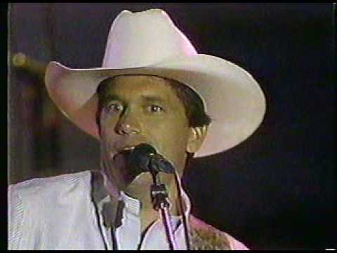George Strait - There Stand The Glass