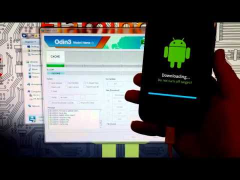 How to Unroot- Unbrick the Samsung Galaxy Note 2