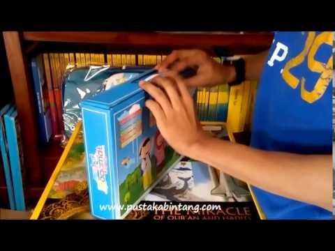 Mushaf Maqamat For Kids - Alqolam Unboxing Video video