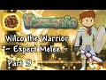 Terraria 1.3 Expert Melee Part 9: Powerful Weapons...and Destruction! (1.3 Warrior Playthrough)