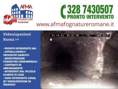 Videoispezioni Roma
