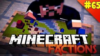 Minecraft Factions #65 - Sucked Into Deep Space! (Minecraft Raiding)