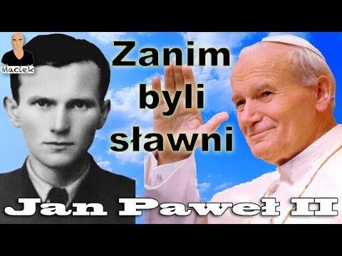 Karol Wojtyła | Zanim Byli Sławni