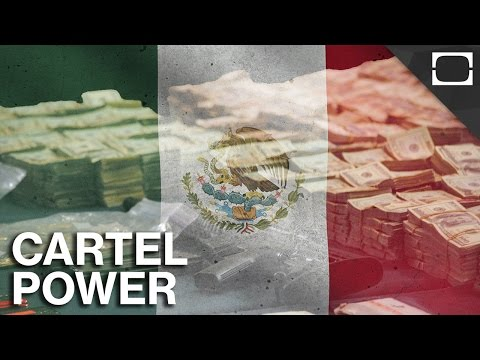 What Are The Most Dangerous Drug Cartels In Mexico?