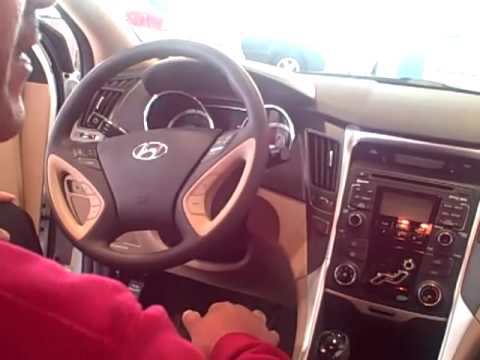 2011 ALL NEW HYUNDAI YF SONATA MOVIE