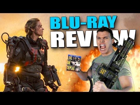 EDGE of TOMORROW - Blu-ray Movie Review