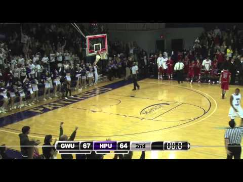 Nick Barbour's three-pointer with 0.7 seconds left in regulation