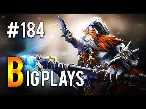Dota 2 - Big Plays Moments - Ep. 184