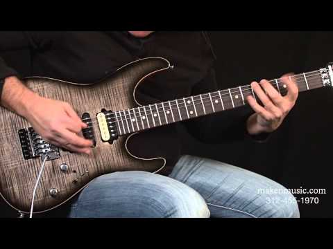 Suhr Modern Pro Series M5 & M7 Limited Edition Demos