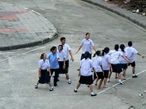 Thai School Girl Glee video