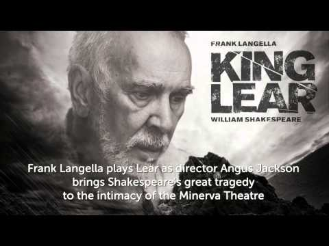 """What are the similarities between """"Ran"""" and """"King Lear"""""""
