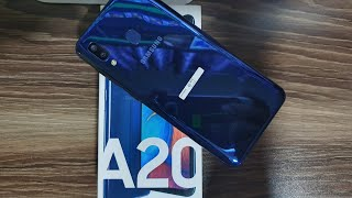 Samsung Galaxy A20 |Unboxing| Quick Look| Philippines