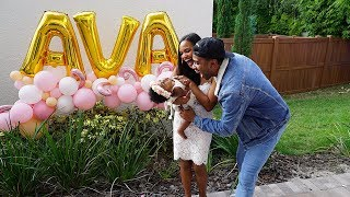 AVA'S FIRST BIRTHDAY SPECIAL! 👶🏽❤️