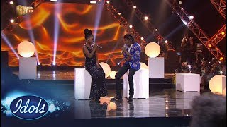 Season 14 Finale: Yanga & Thato's Duet – Idols SA | Mzansi Magic