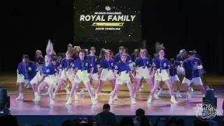 THE  ROYAL FAMILY - New Zealand | STUDIO CHALLENGE 2018