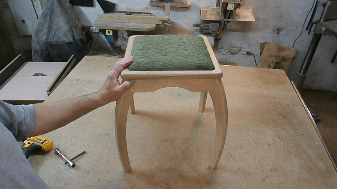 Своими руками изготовление стула 64