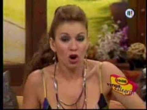 Ingrid Coronado enojada por sus videos.
