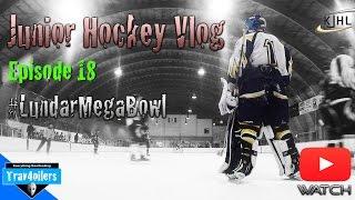 Junior Hockey Vlog Ep. 18 Mic'd | #LundarMegaBowl Playoff Birth at Stake | GoPro [HD]