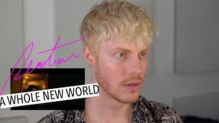 A WHOLE NEW WORLD ZHAVIA ZAYN from Aladdin 2019 Reaction