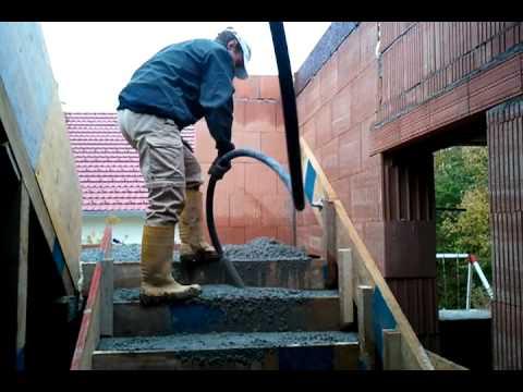Treppe betonieren anleitung