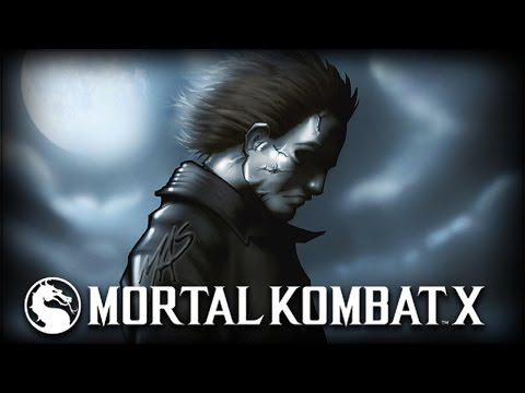 Mortal Kombat X: Michael Myers As Possible Dlc video
