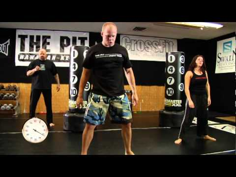 chuck liddel 8 min total body workout (trainer john hackleman) Image 1