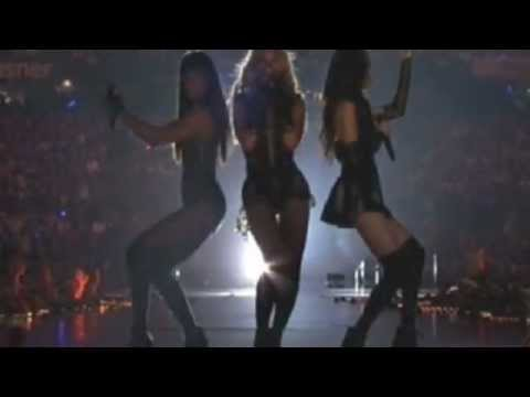 Beyonce Superbowl Halftime Show (cbs) (nfl) video