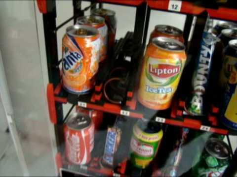 Lego Vending Machine V2.5