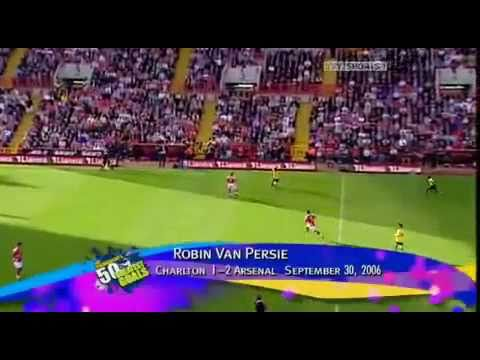Top 10 Premier League Goals of All Time