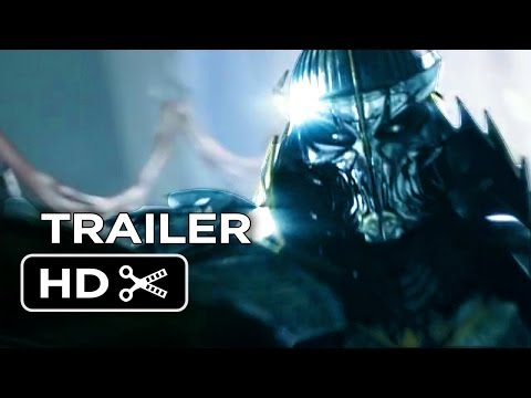 Teenage Mutant Ninja Turtles Official Trailer #2 (2014) - Whoopi Goldberg. Megan Fox Movie HD